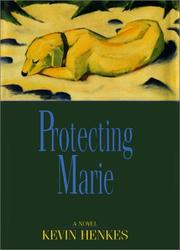 Cover of: Protecting Marie