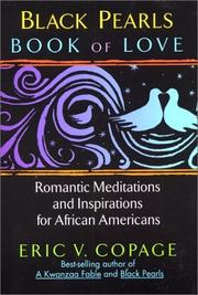 Cover of: Black pearls book of love
