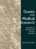 Cover of: Grants for medical research