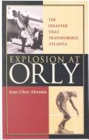Cover of: Explosion at Orly