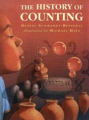 Cover of: The history of counting
