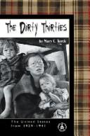 Cover of: The dirty thirties | Mary Turck