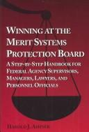 Cover of: Winning at the Merit Systems Protection Board