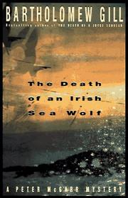 Cover of: The death of an Irish seawolf
