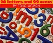 Cover of: 26 Letters and 99 Cents (Mulberry Books)