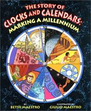 Cover of: The story of clocks and calendars