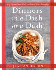 Cover of: Dinners in a Dish or a Dash