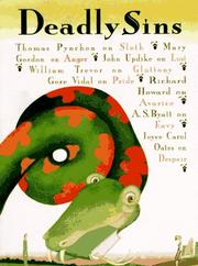 Cover of: Deadly Sins
