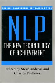 Cover of: NLP | NLP Comprehensive