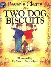 Cover of: Two dog biscuits
