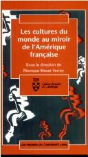 Cover of: Cultures du monde au miroir Amérique fr