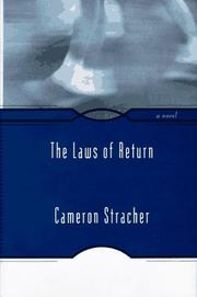 Cover of: The laws of return | Cameron Stracher