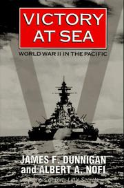 Cover of: Victory at sea