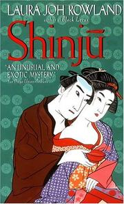 Cover of: Shinju
