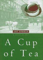 Cover of: A cup of tea | Amy Ephron