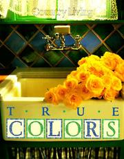 Cover of: True colors