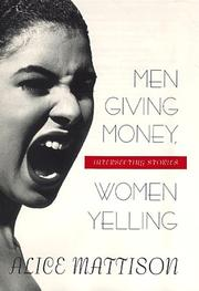 Cover of: Men giving money, women yelling