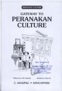 Cover of: Gateway to Peranakan culture | Catherine G. S. Lim