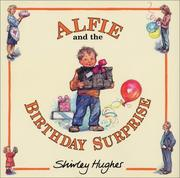 Cover of: Alfie and the birthday surprise
