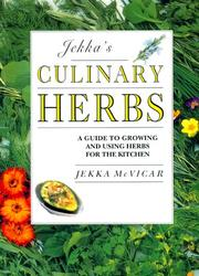 Cover of: Jekka's Culinary Herbs