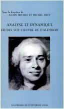 Cover of: Analyse et dynamique