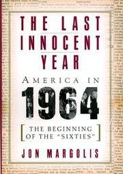 Cover of: The last innocent year