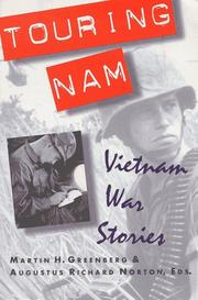Cover of: Touring Nam