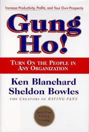 Cover of: Gung ho!