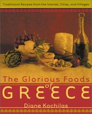 Cover of: The Glorious Foods of Greece