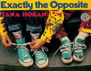 Cover of: Exactly the Opposite | Tana Hoban