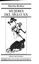 Cover of: Mujeres del siglo XX