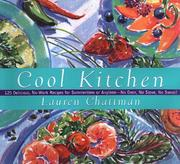 Cover of: Cool kitchen | Lauren Chattman