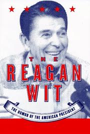 Cover of: The Reagan wit