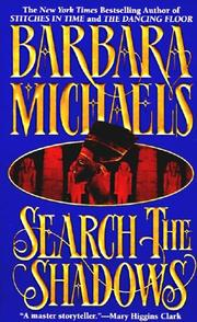 Cover of: Search the Shadows | Barbara Michaels