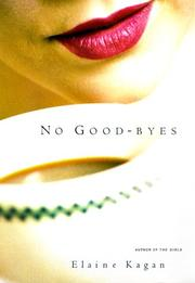 Cover of: No good-byes