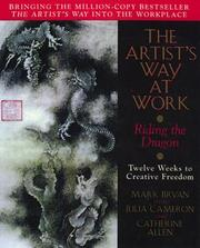 Cover of: The artist's way at work