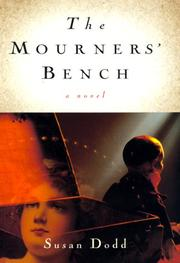 Cover of: The mourners' bench
