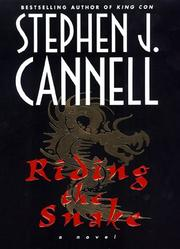 Cover of: Riding the snake: a novel