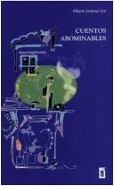 Cover of: Cuentos abominables