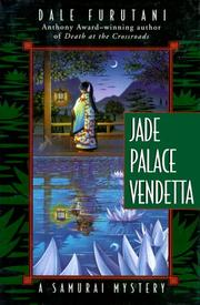 Cover of: Jade palace vendetta
