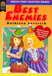 Cover of: Best enemies