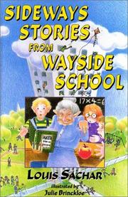 Cover of: Sideways Stories from Wayside School