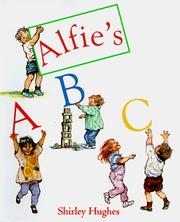 Cover of: Alfie's ABC