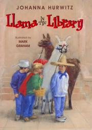 Cover of: Llama in the library