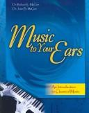 Cover of: Music to your ears | Richard L. McGee
