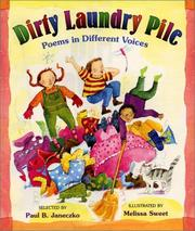 Cover of: Dirty Laundry Pile