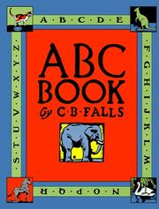 Cover of: ABC Book (Books of Wonder)