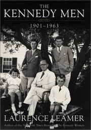 Cover of: The Kennedy men