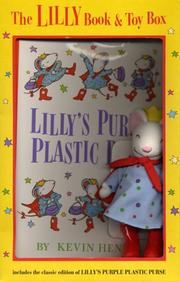 Cover of: The Lilly Book & Toy Box