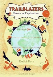 Cover of: Trailblazers: Poems of Exploration